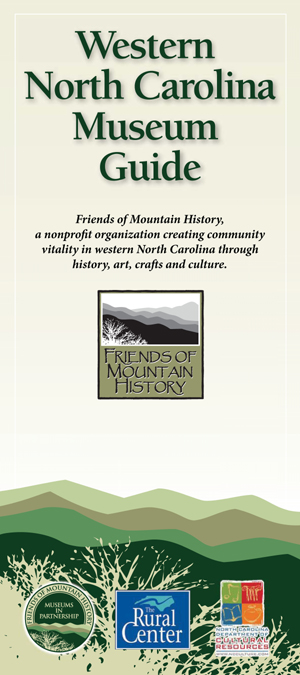 Museum Guide for western North Carolina